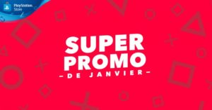 PS Store promo janvier 2020