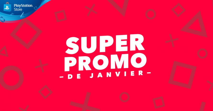 PS Store promo janvier 2020