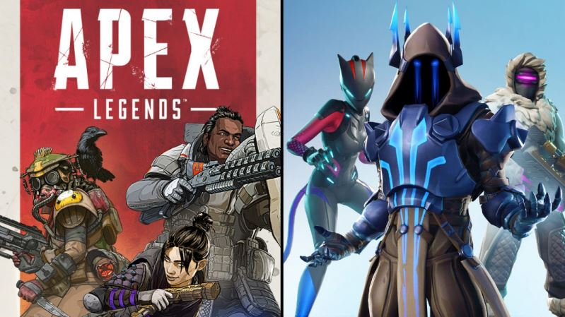 Apex Legends Fortnite