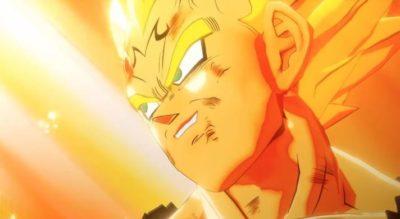 Dragon Ball Z Kakarot trailer Vegeta
