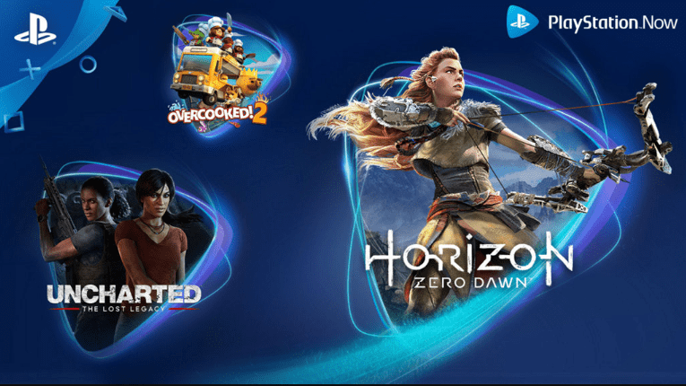 PS Now Janvier 2020 Uncharted Lost Legacy Horizon Zero Dawn