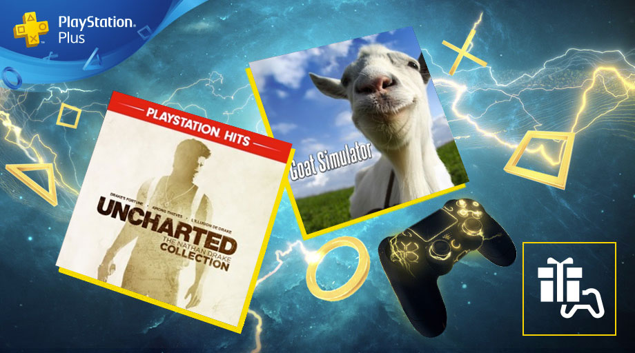 PS Plus jeux offerts janvier 2020