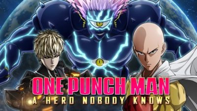 One Punch Man : A Hero Nobody Knows