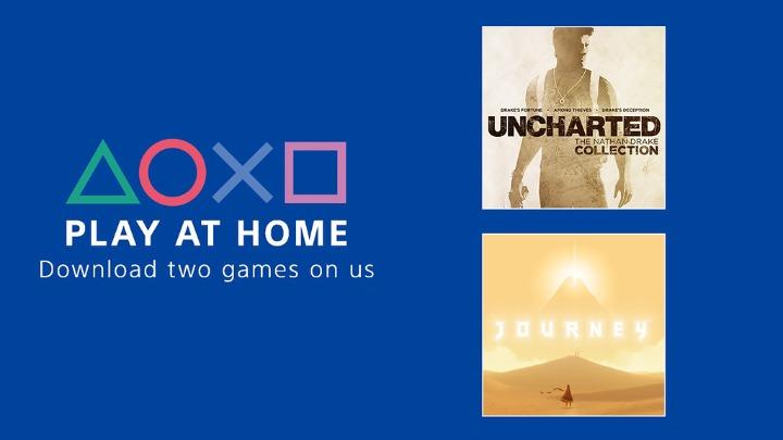 Play At Home (Jouez à la maison)