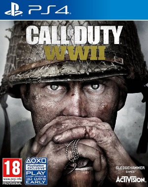 Call of Duty WWII jaquette