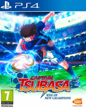 Captain Tsubasa: Rise of New Champions jaquette