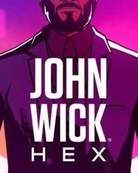 John Wick Hex jaquette