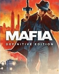 Mafia Definitive Edition jaquette
