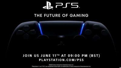 PS5 présentation jeux rdv