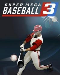 Super Mega Baseball 3 jaquette