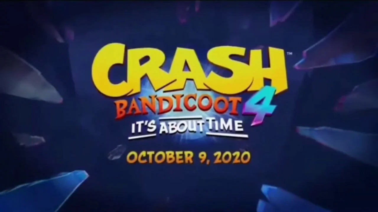 Crash Bandicoot 4 : It's About Time fuite