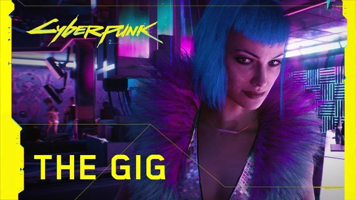 Cyberpunk 2077 bande-annonce de gameplay