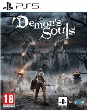 Demon's Souls jaquette