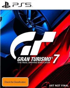 Gran Turismo 7 jaquette