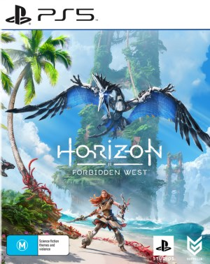 Horizon Forbidden West jaquette
