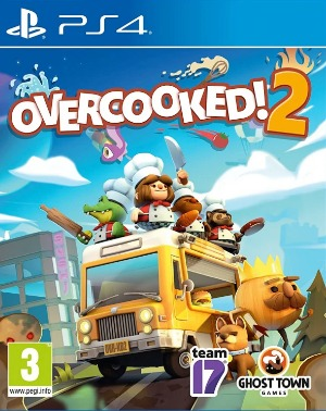 Overcooked 2 jaquette