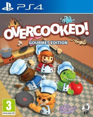 Overcooked jaquette