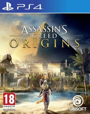 Assassin's Creed Origins jaquette