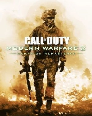 Call of Duty : Modern Warfare 2 Campaign Remastered jaquette
