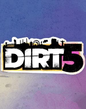 dirt 5 jaquette
