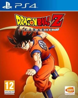 Dragon Ball Z : Kakarot jaquette