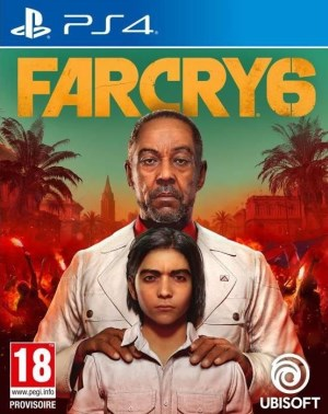 Far Cry 6 jaquette