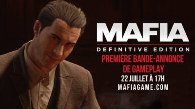 Mafia : Definitive Edition annonce gameplay