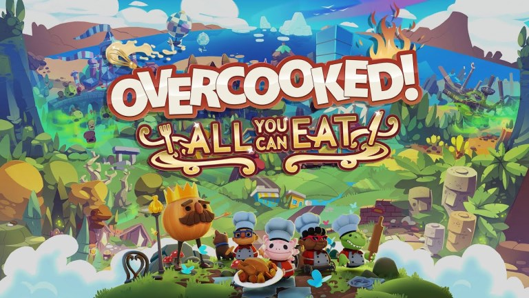 Overcooked : All You Can Eat
