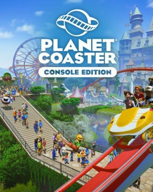 Planet Coaster : Console Edition jaquette