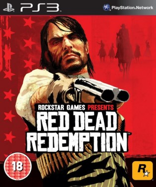Red Dead Redemption jaquette