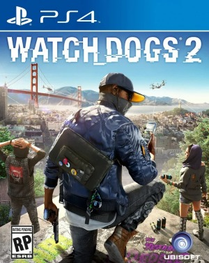 Watch Dogs 2 jaquette