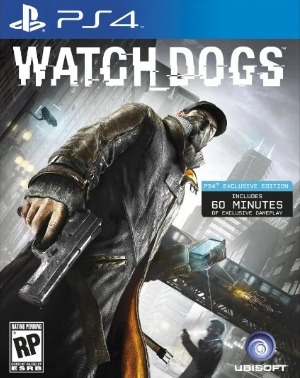 Watch Dogs jaquette