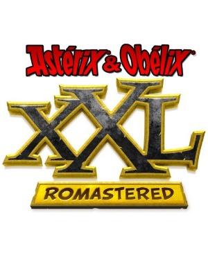 Asterix & Obelix XXL Romastered jaquette