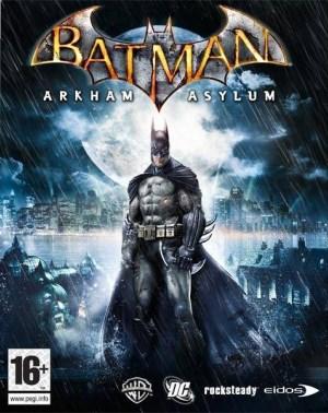 Batman : Arkham Asylum jaquette