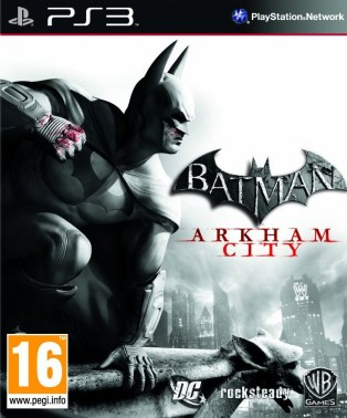 Batman : Arkham City jaquette
