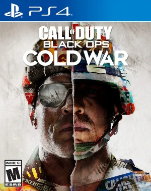 Call of Duty : Black Ops Cold War jaquette