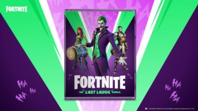 Fortnite : The Last Laugh Bundle