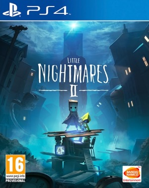 Little Nightmares 2 jaquette
