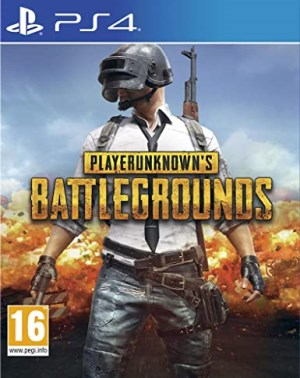 PlayerUnknown's Battlegrounds jaquette