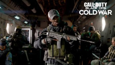 Call of Duty : Black Ops Cold War multijoueur