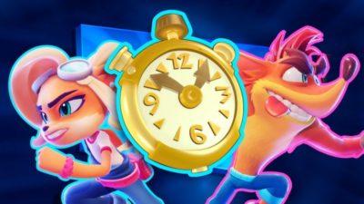 Crash Bandicoot 4 multijoueur
