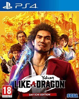 Yakuza : Like a Dragon