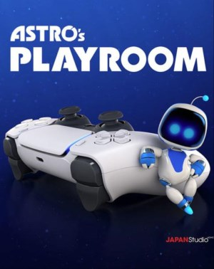Astro's Playroom jaquette