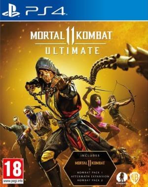 mortal kombat 11 ultimate jaquette