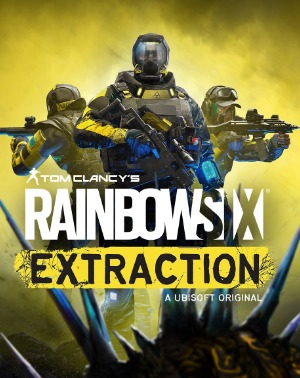 rainbow six extraction jaquette