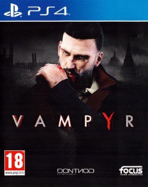 Vampyr jaquette