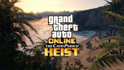 braquage the cayo perico heist