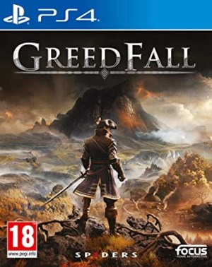 greedfall jaquette