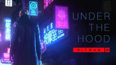hitman 3 Chongqing