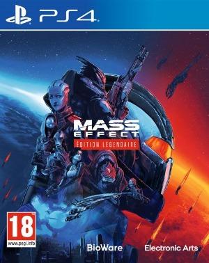 Mass Effect Édition Légendaire jaquette